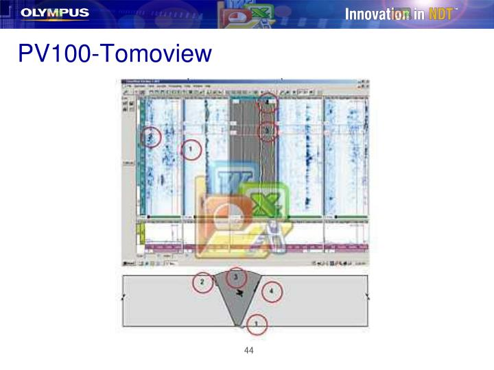 PV100-Tomoview