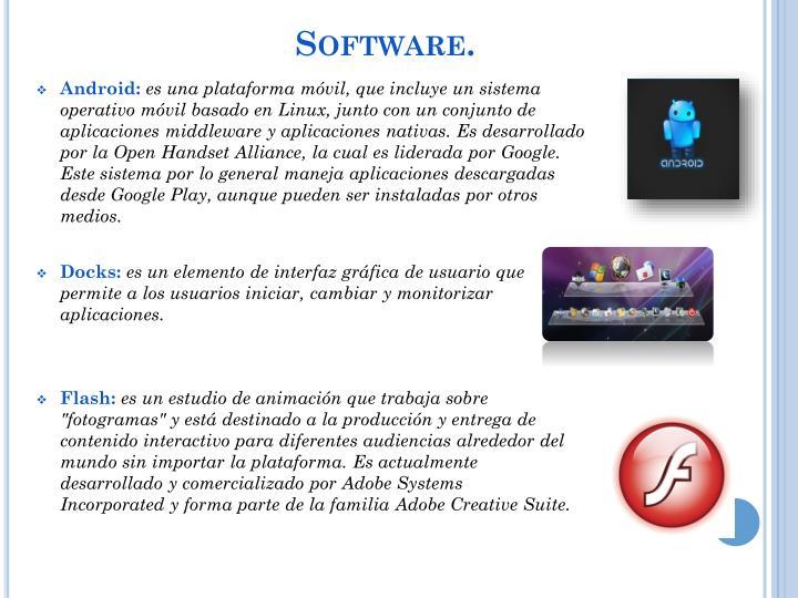 Software.