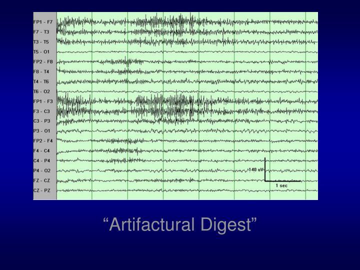 """Artifactural Digest"""