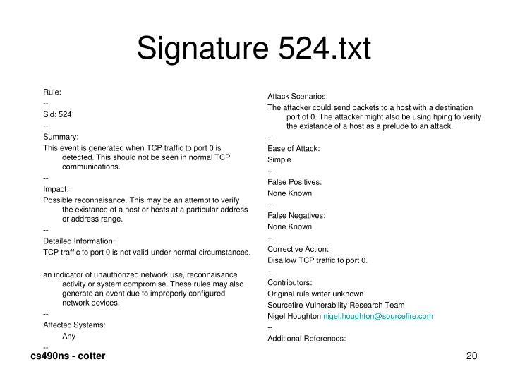 Signature 524.txt