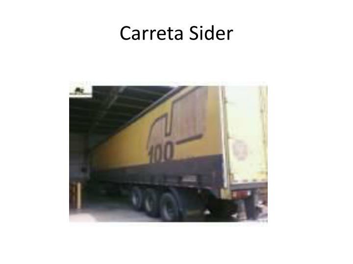 Carreta Sider