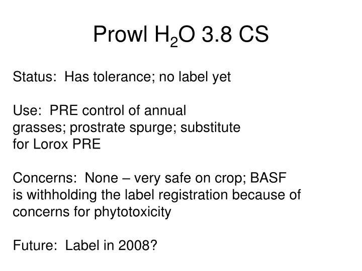 Prowl H