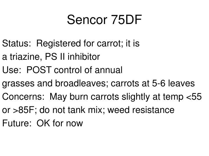 Sencor 75DF
