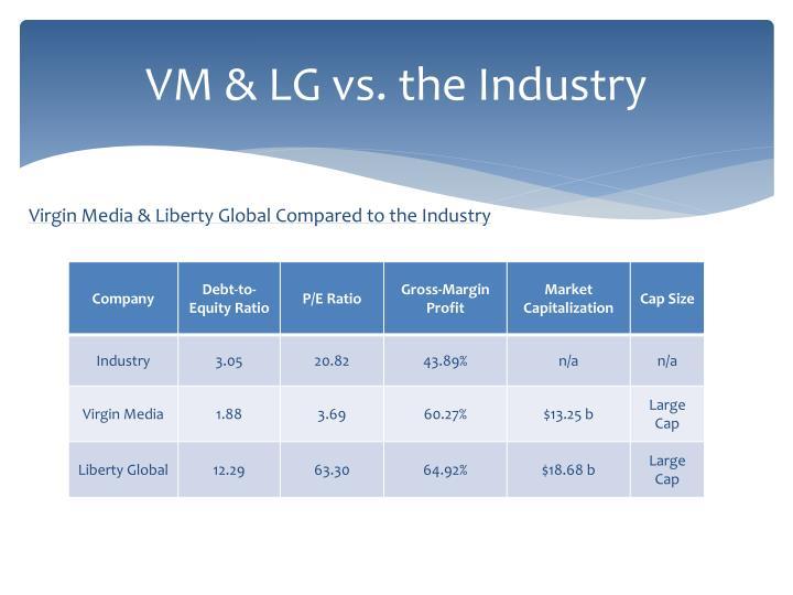 VM & LG vs. the Industry