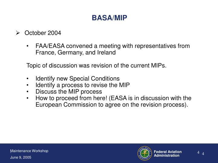 BASA/MIP