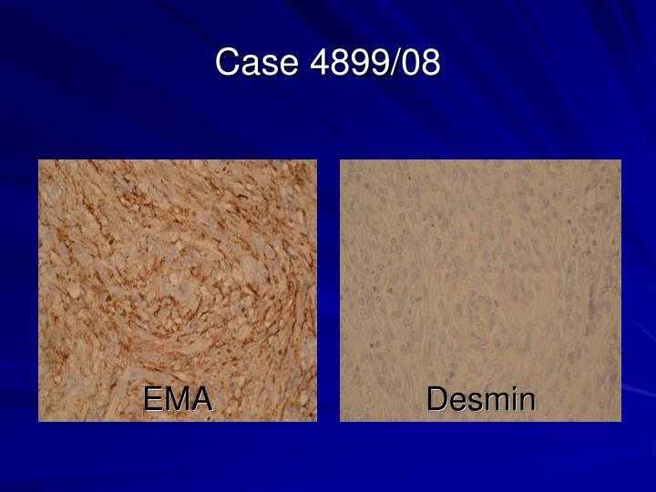 Case 4899/08