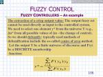 f uzzy c ontrol f uzzy c ontrollers an example23