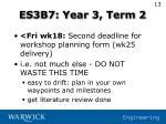 es3b7 year 3 term 2