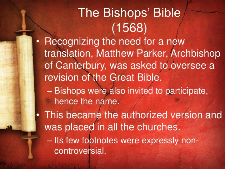The Bishops' Bible