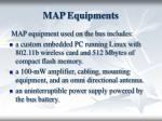 map equipments