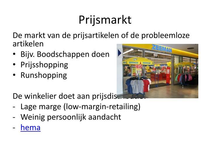 Prijsmarkt