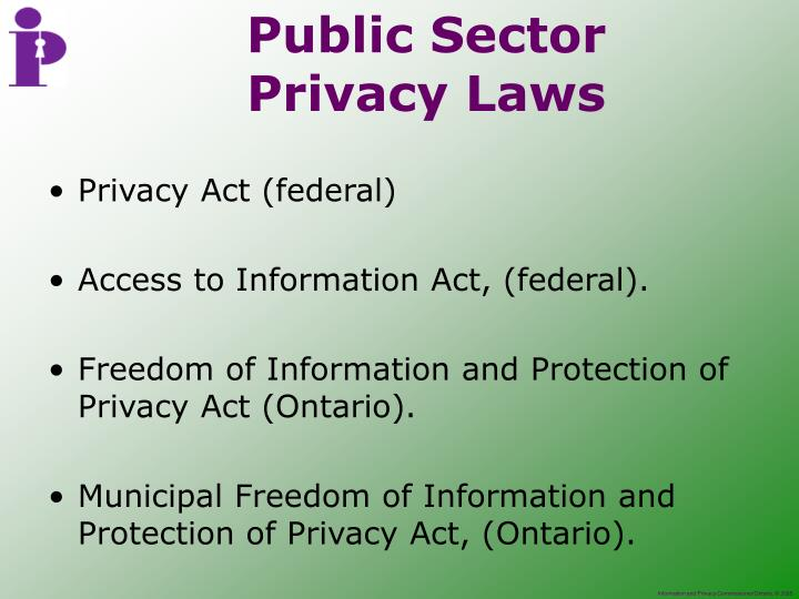 Privacy Act (federal)