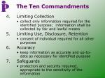 the ten commandments1