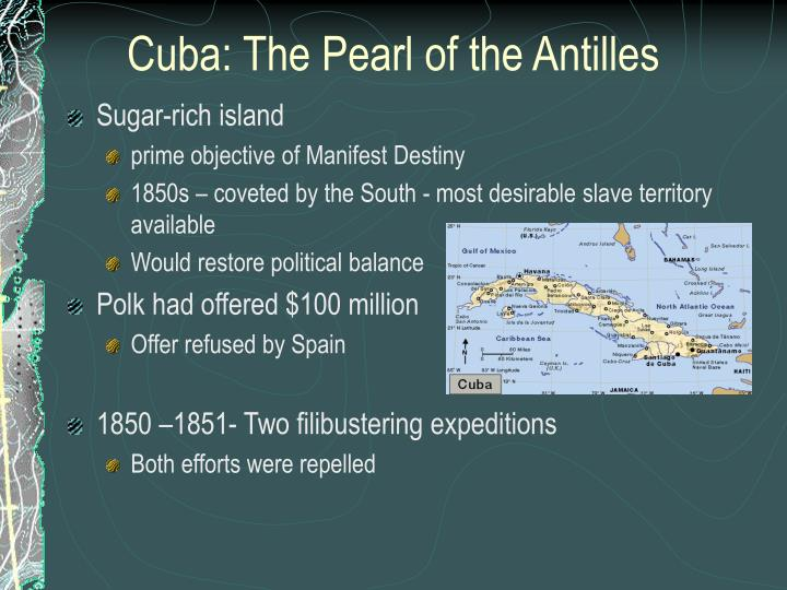 Cuba: The Pearl of the Antilles