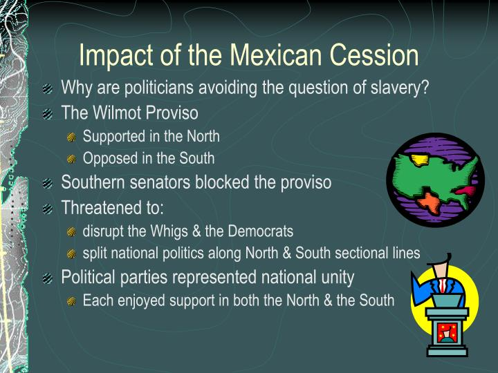 Impact of the Mexican Cession
