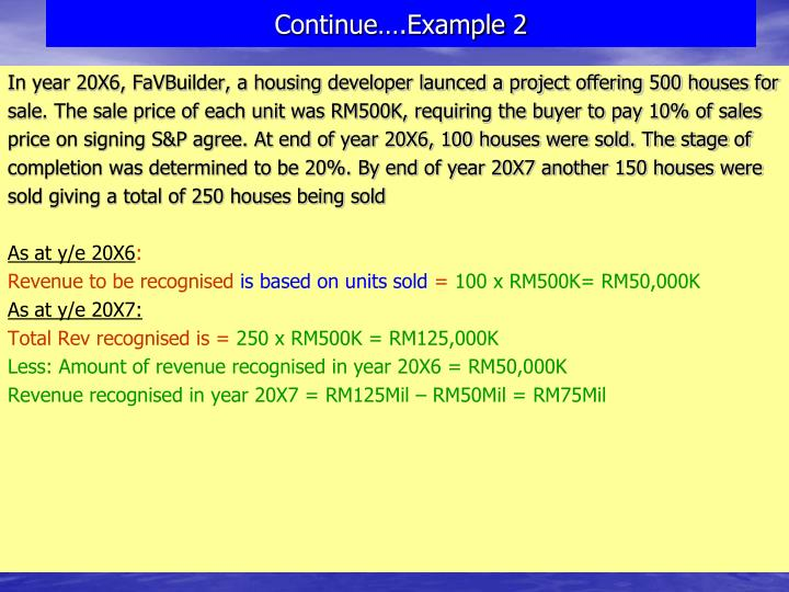 Continue….Example 2