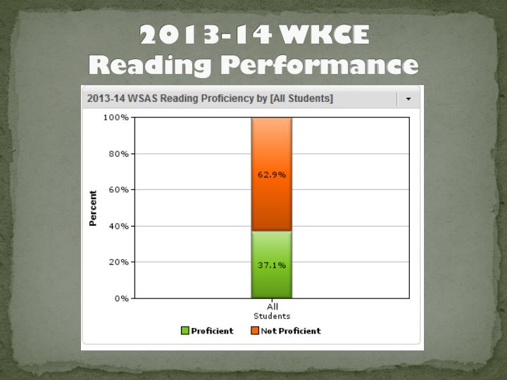 2013-14 WKCE
