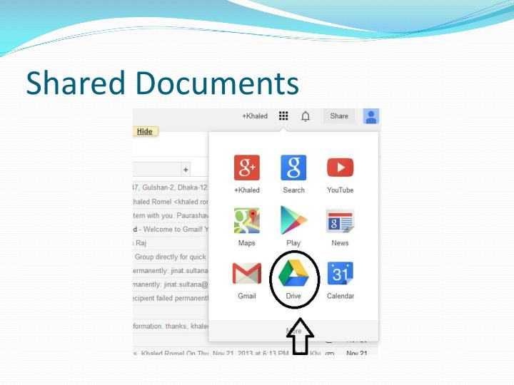 Shared Documents