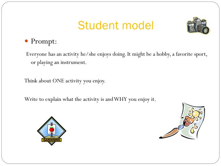 Student model