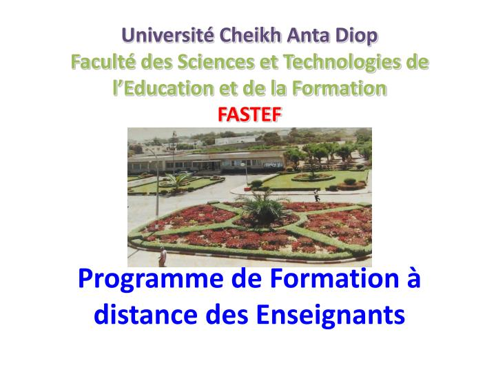 Université Cheikh