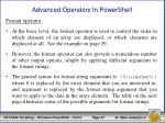 advanced operators in powershell9