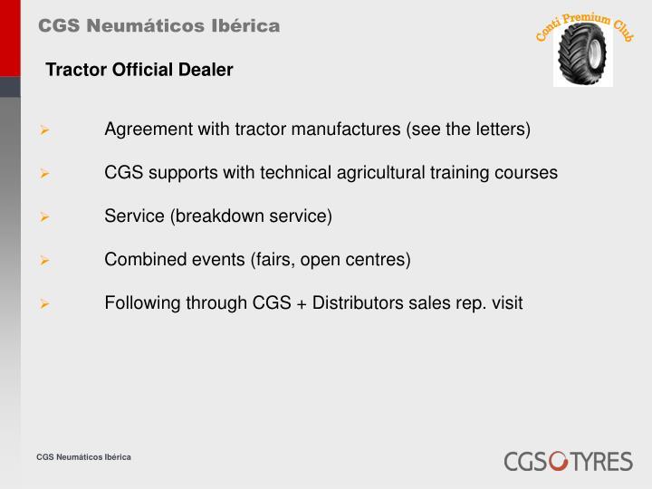 CGS Neumáticos Ibérica