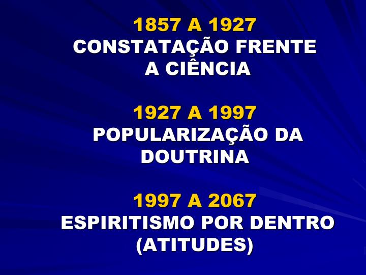 1857 A 1927