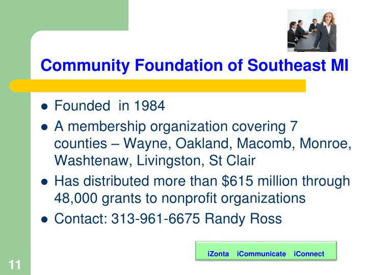 Community Foundation of Southeast MI