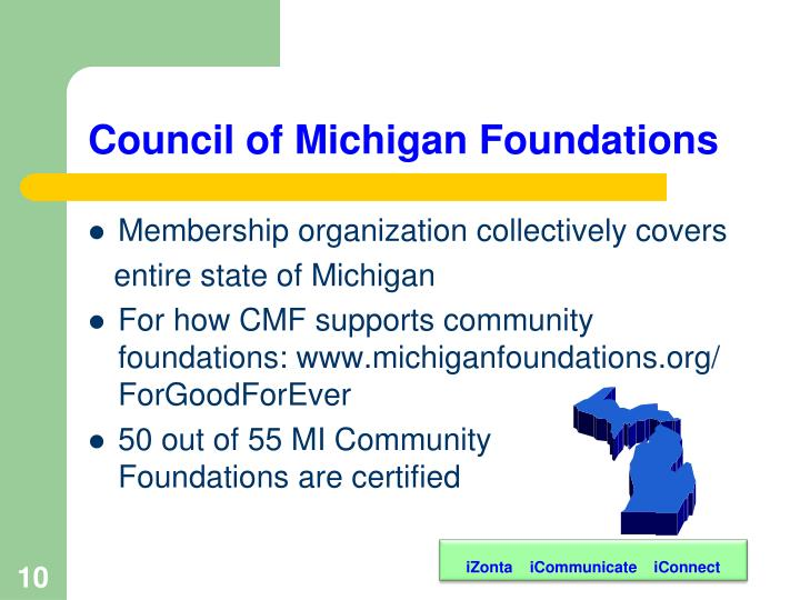 Council of Michigan Foundations