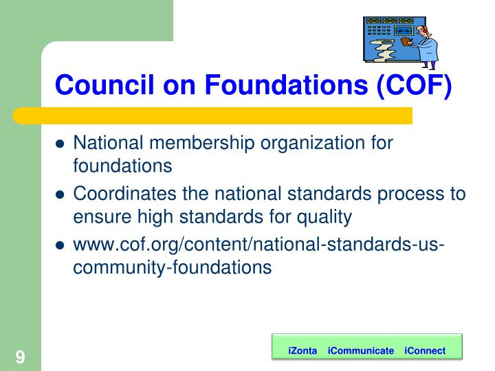 Council on Foundations (COF)