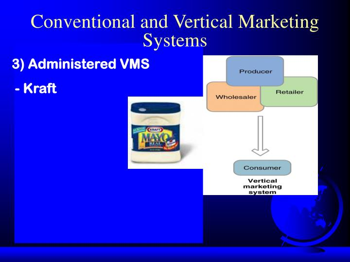 Conventional and Vertical Marketing Systems