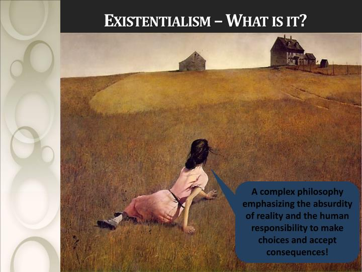 Existentialism – What is it?
