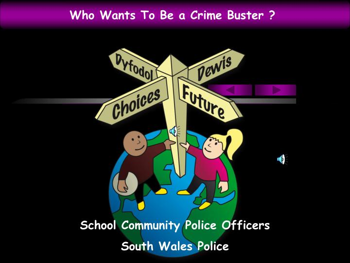 School Community Police Officers