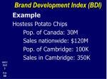 brand development index bdi