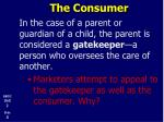 the consumer2