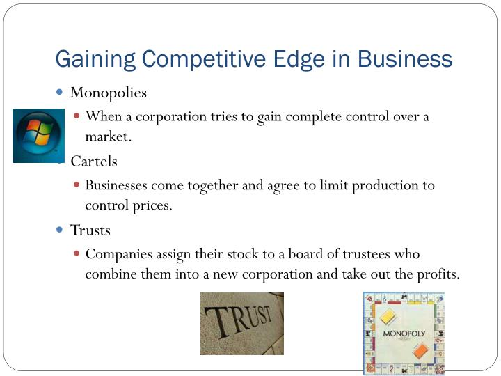 Gaining Competitive Edge in Business
