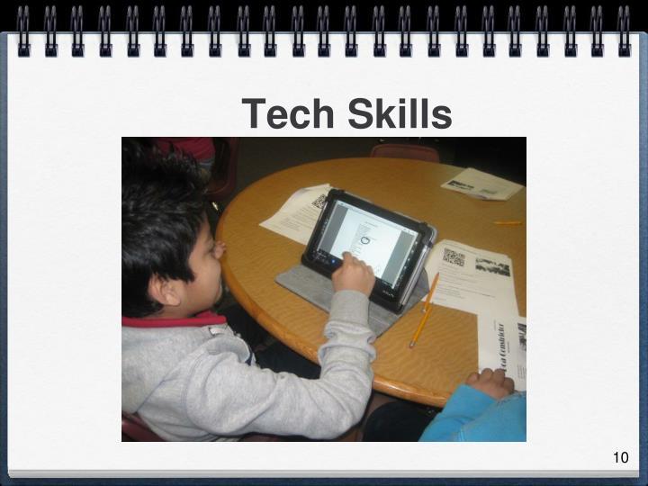 Tech Skills