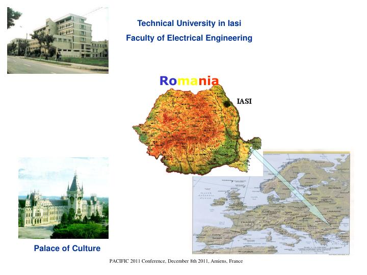 Technical University in Iasi