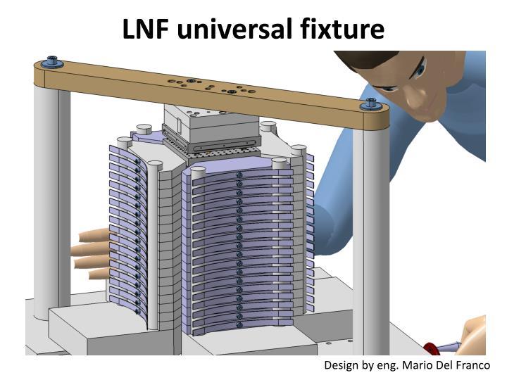 LNF universal fixture