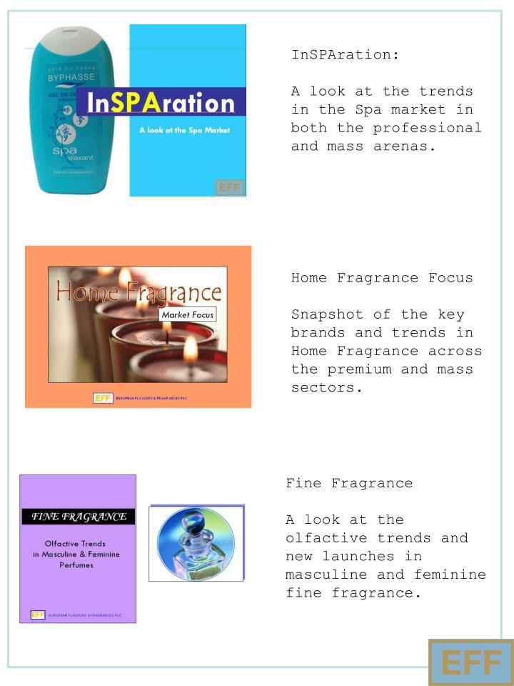 InSPAration: