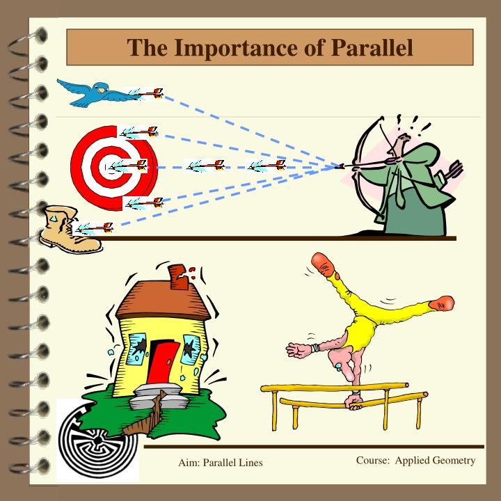 The Importance of Parallel