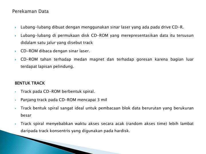 Perekaman Data