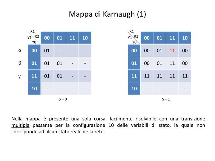Mappa di Karnaugh (1)