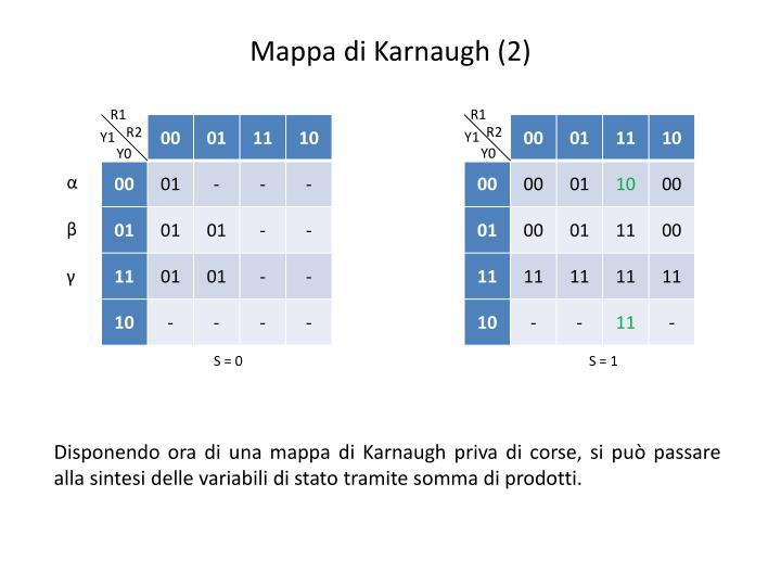 Mappa di Karnaugh (2)