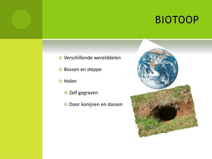 biotoop