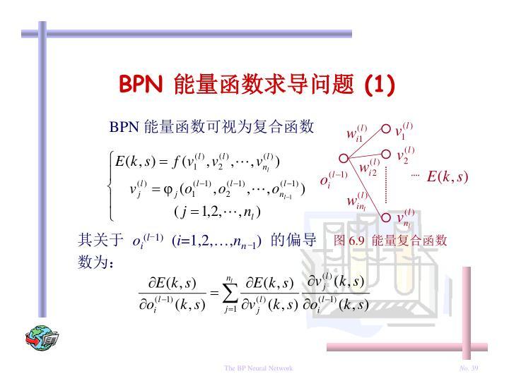 图 6.9  能量复合函数