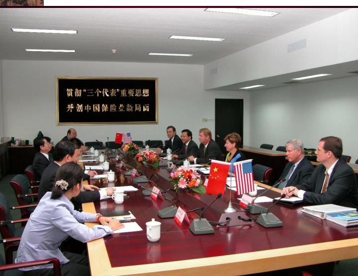 The hangzhou dialogues nurturing cooperation in risk management as china rises