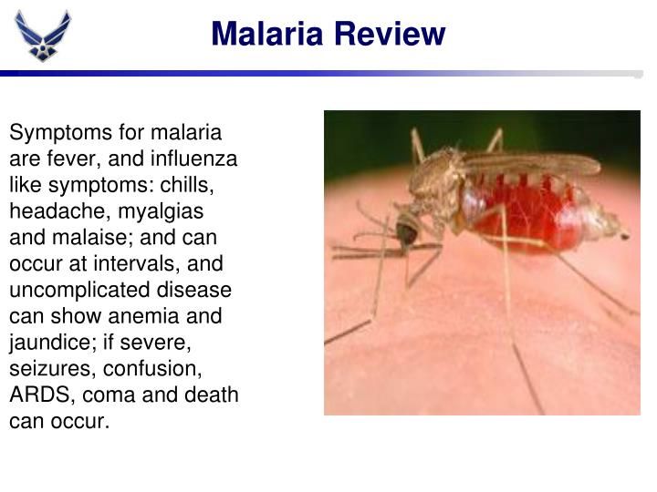 Malaria Review