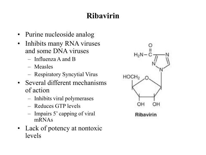 Ribavirin