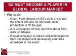 sa must become a player in global labour market